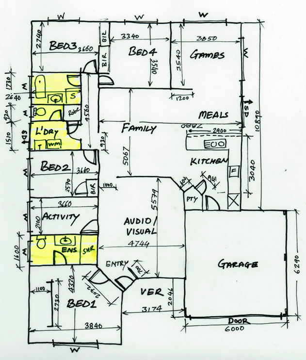 Floor-Plan-Sketch-on-paper
