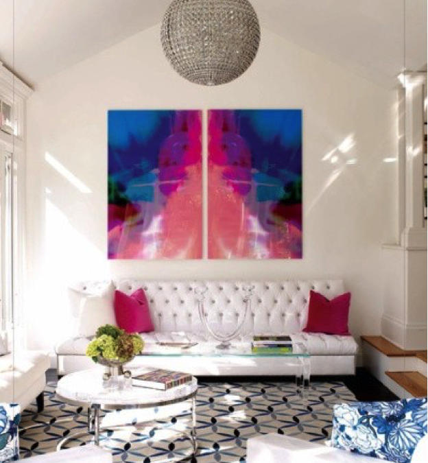 10 Designs that Make Bold & Bright Colours Work