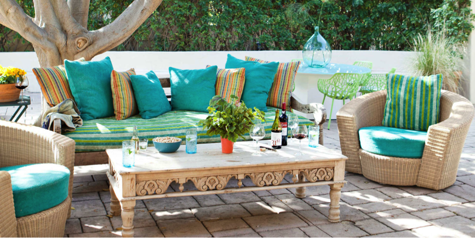 7 Patios That Will Make You Love the Outdoors?