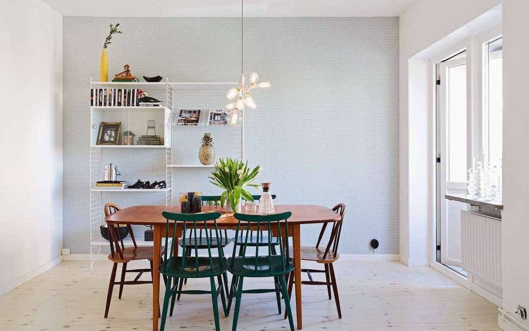 6 Innovative, Contemporary Dining Rooms to Inspire