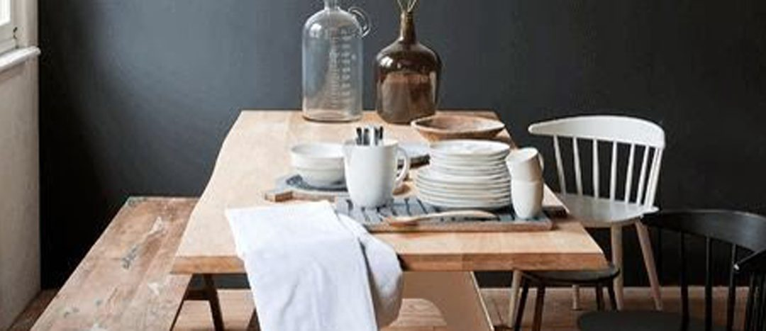 Build Your Own Scandinavian Breakfast Nook