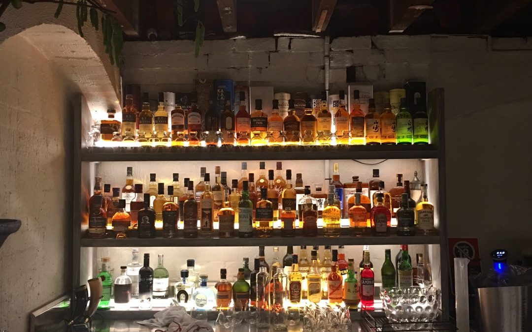 Mjølner, a Viking theme Whisky Bar and Restaurant in Redfern, Sydney