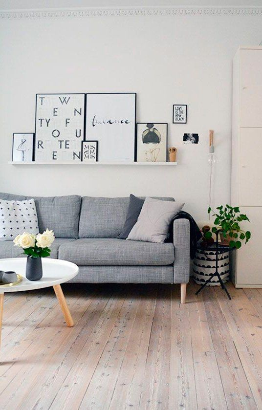 Contemporary-Furniture-Grey-Designer-Sofa