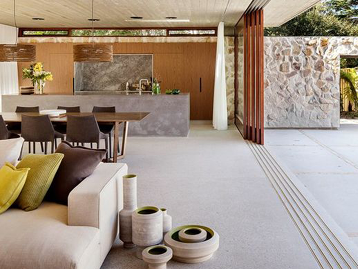 7 Outdoor Living Spaces to Change Your View of Home - Be ... on Enclosed Outdoor Living Spaces id=26794