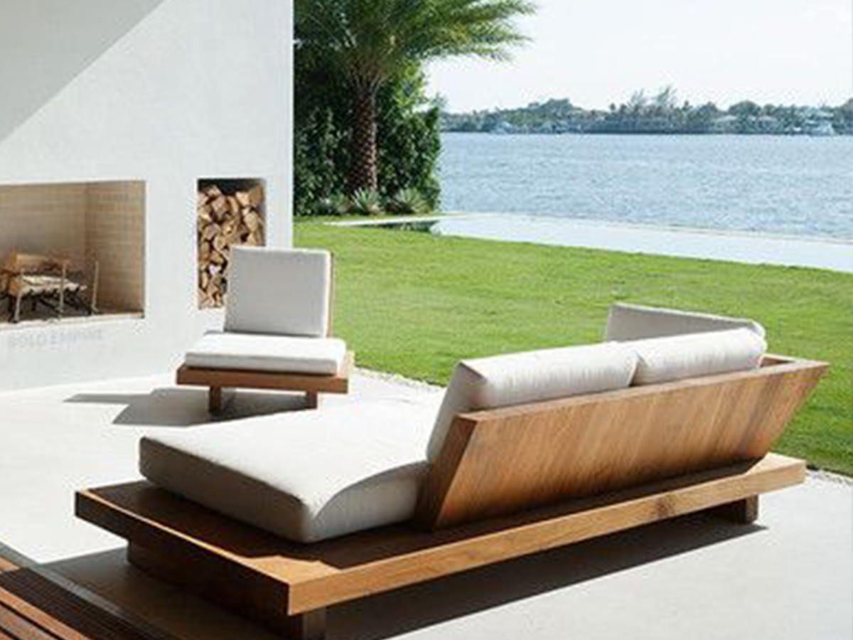 Natural Woods Outdoor Living Room