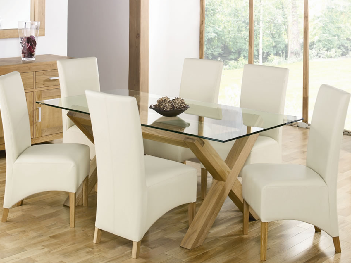 Thai Scandinavian Fusion Dining Table and Chairs