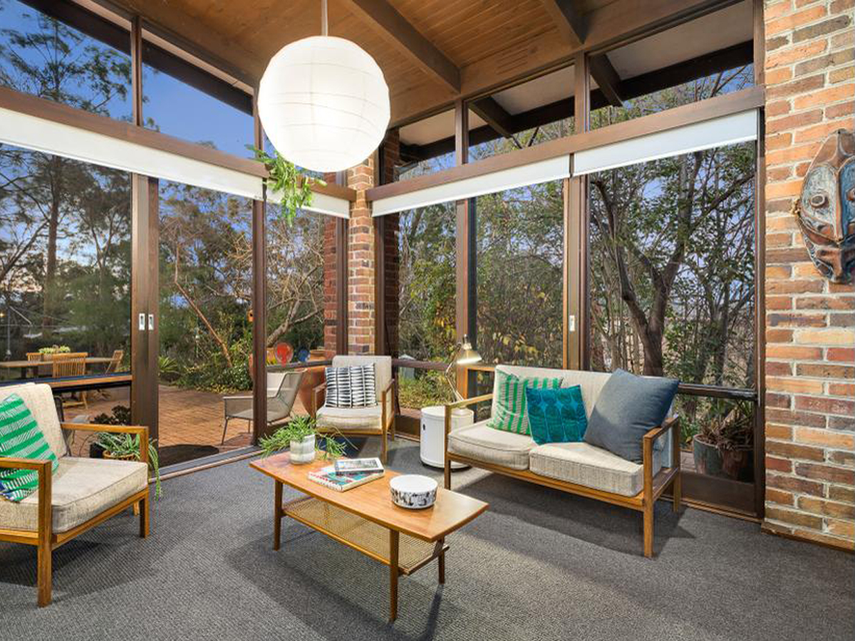 Image of: 5 Mid Century Modern Australian Living Spaces Be Inspired