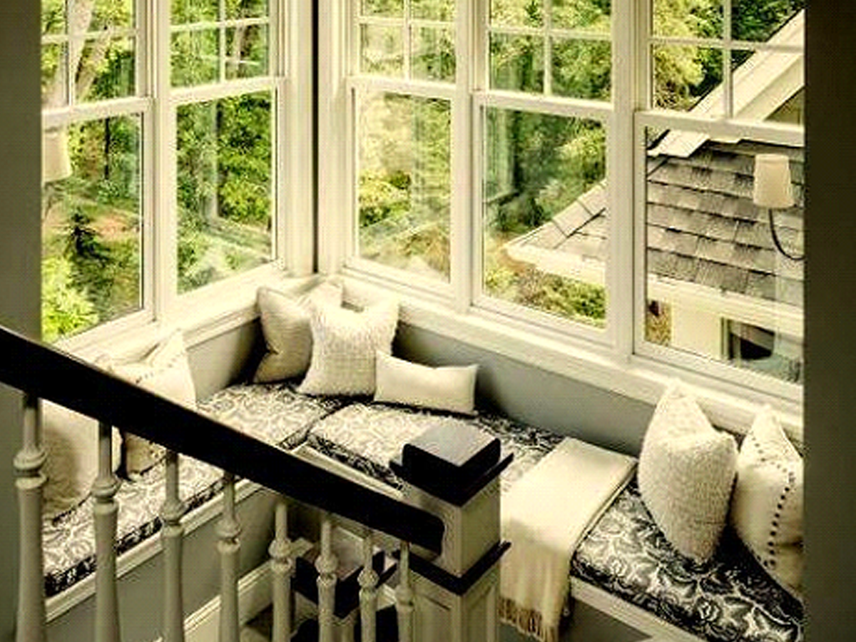 Alcove Windows Inspire Comfort