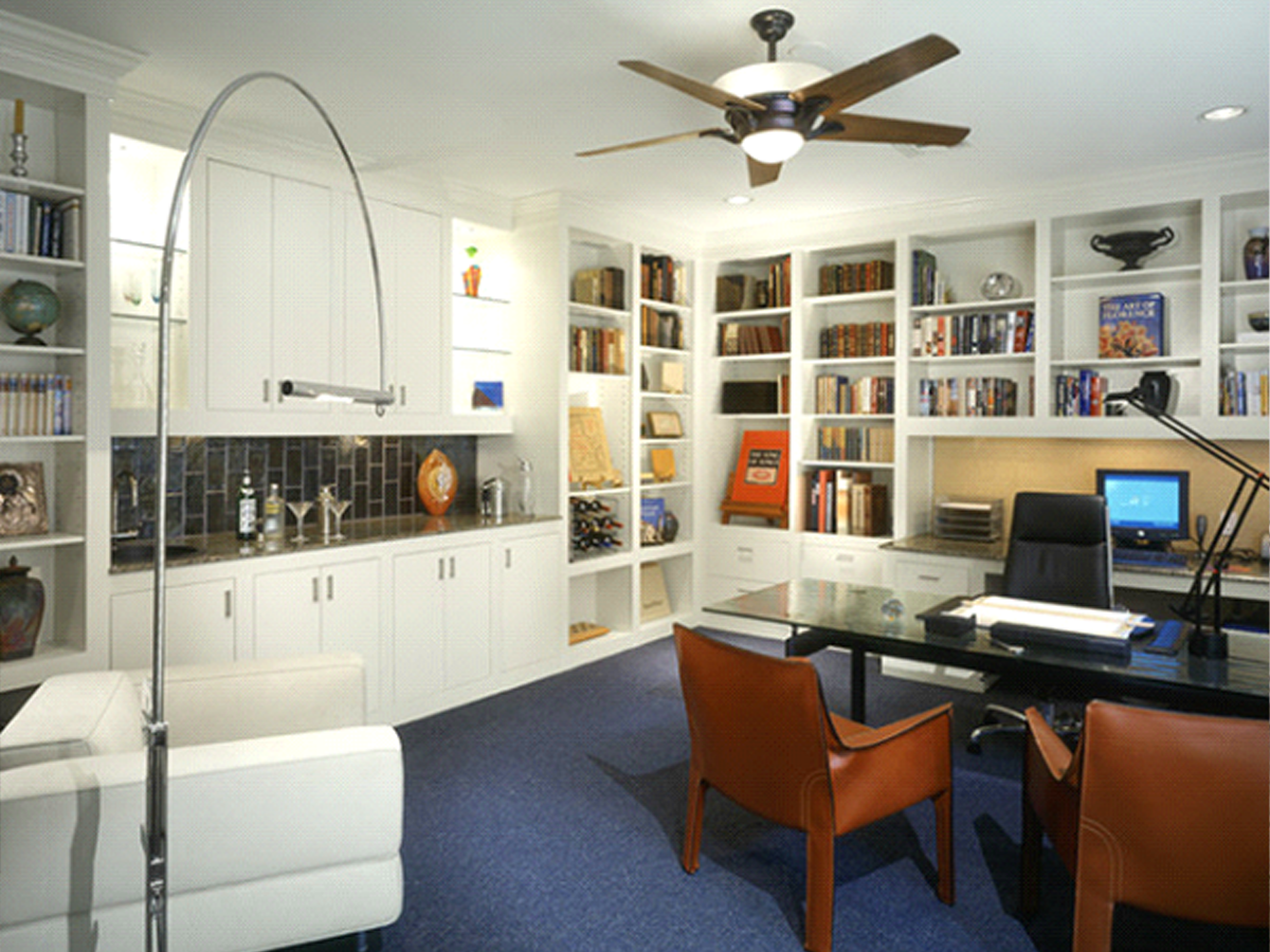 Mid Century Office