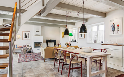Scandi Farmhouse, Utility Meets Beauty