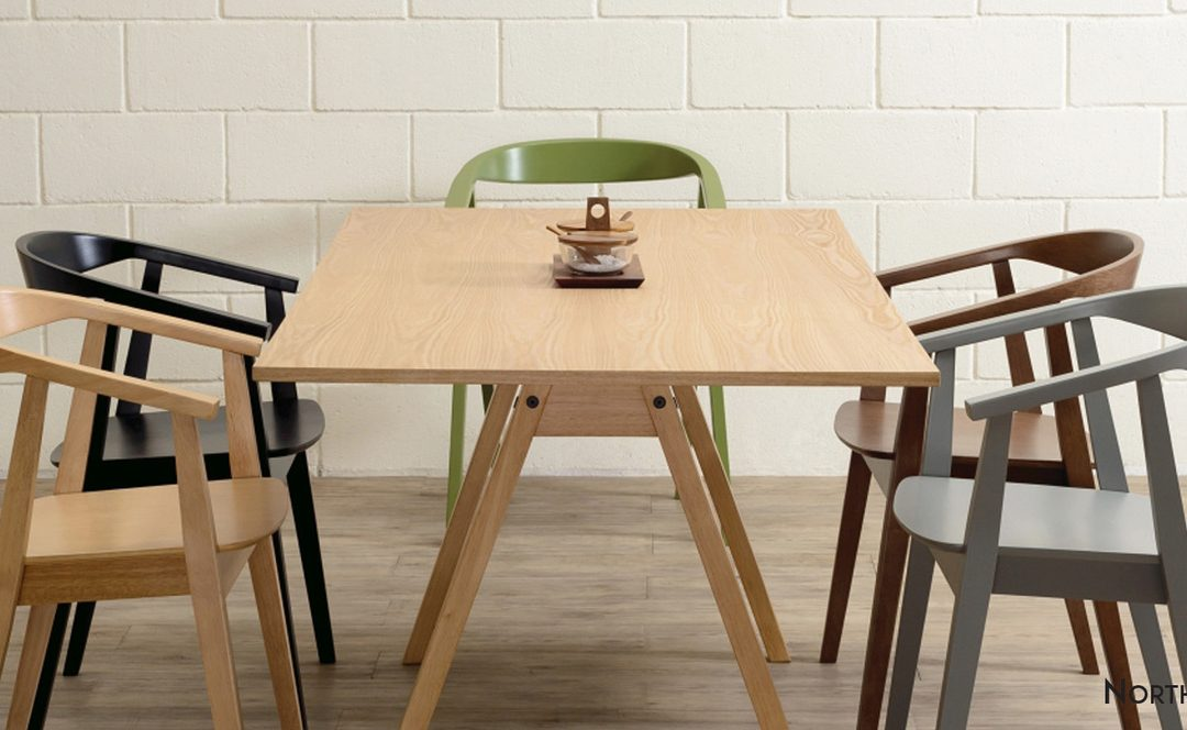 Upholstered, Vinyl or Wood: A Dining Chair for Every Occasion